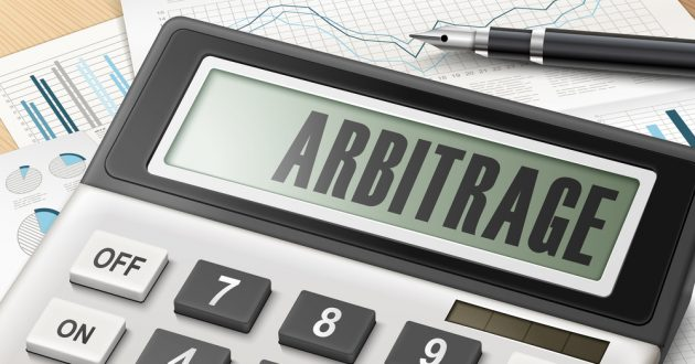 cryptocurrency arbitrage